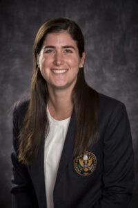 Sarah Dusman, Manager, Championships, USGA